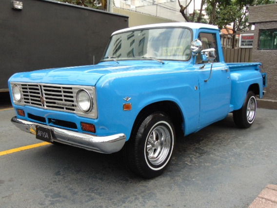 Pickup International 1971 Clasica Motor V8 402 Impecable