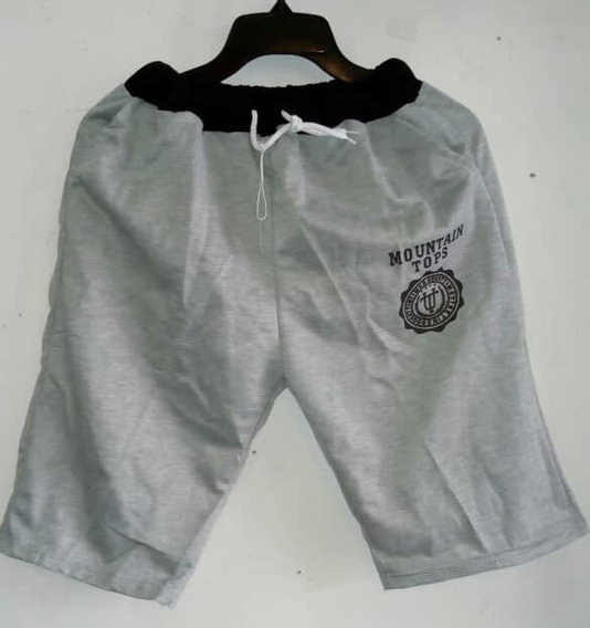 Pantaloneta Bermuda Para Hombres Talla 2xl Juvenil