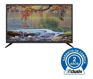 Televisor Smart Tv 32 Pulg Hd Exclusiv 2 Años Garantia