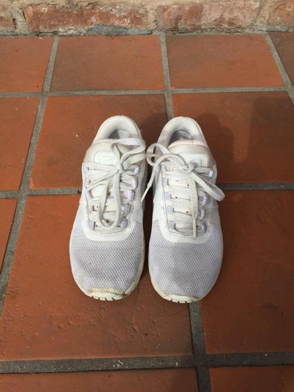 Zapatillas Nike Air Zero Kids 13.5c/31. Usadas Enbuen Estado