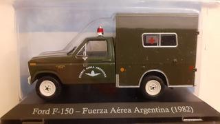 Vehículos Inolvidables Ambulancia Fuerza Aérea Argentina