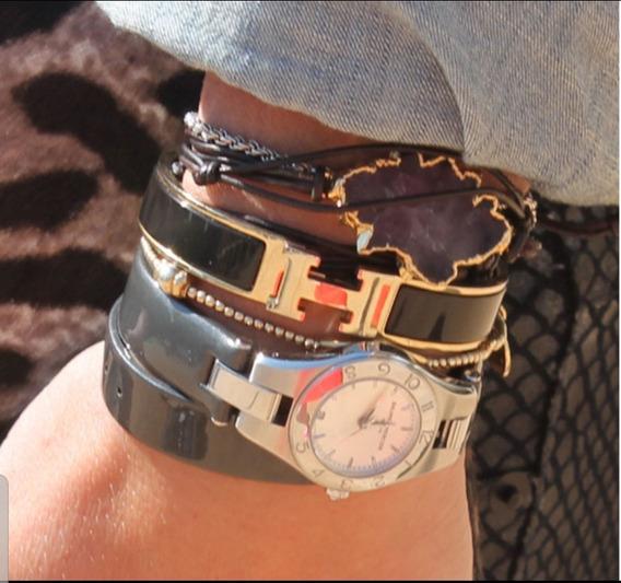 Relógio Baume-et-mercier 3 Em 1 Original