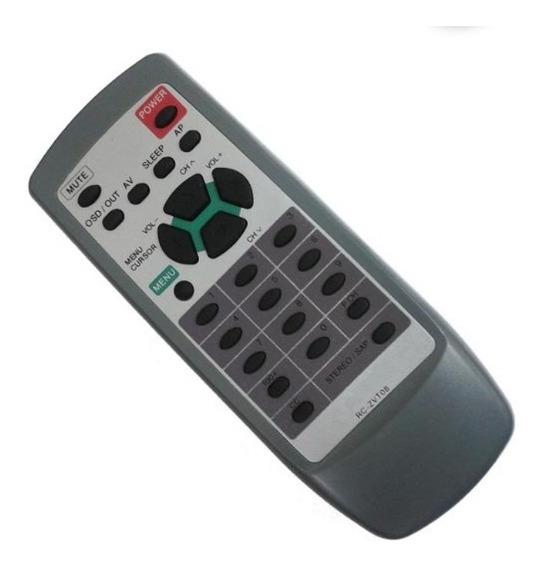 Controle Remoto Para Tv Aiwa -ar145/ar205/ar295