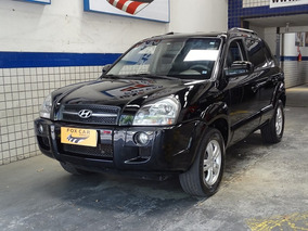 Hyundai Tucson 2.0 Gls 4x2 Aut. Ano 2008/2008 (0255)