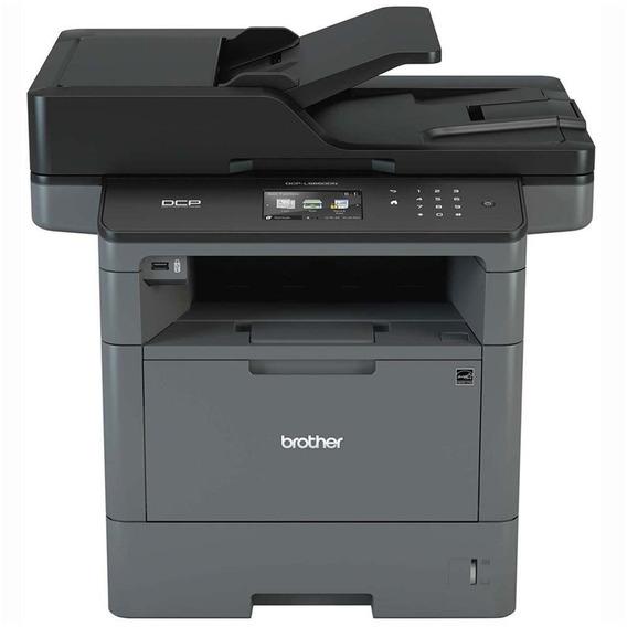 Impressora Brother Dcp-l5652dn Multifuncional Laser Duplex