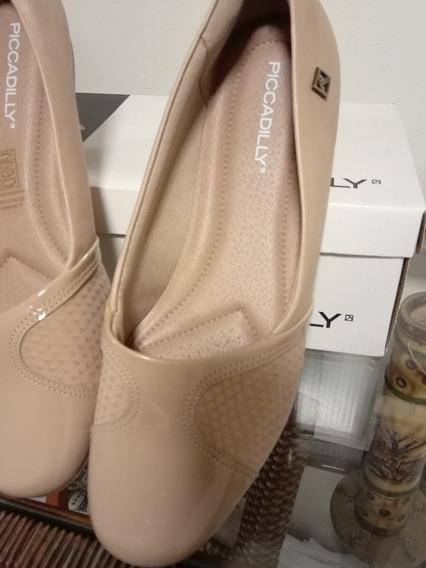 Sapatilha Sapato Joanete Piccadilly