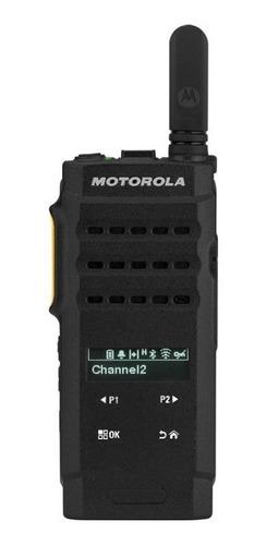 Radio Motorola Sl500e Estilo Profesional.