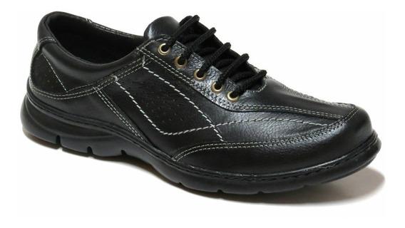 Zapatillas Hombre Zapatos Cuero Free Comfort Cordon 4038