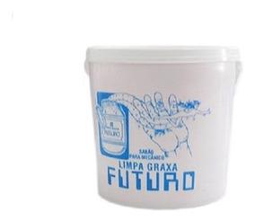 Limpa Graxa Futuro Rosa 2,5kg Gel Desengraxante P/ Mãos