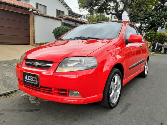 Chevrolet Aveo Gti Limited Mt 1600cc 3p Aa 2008