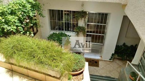 Casa Para Alugar, 110 M² Por R$ 3.350/mês - Vila Madalena - São Paulo/sp - Ca0118