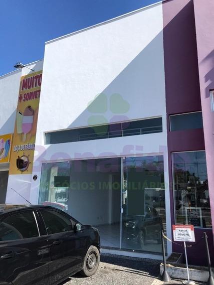 Salão Comercial Para Locação, Jardim Pitangueiras, Jundiaí - Sl08034 - 68066781