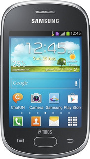 Celular Samsung Galaxy Star Trios Gt-s5283b Usado