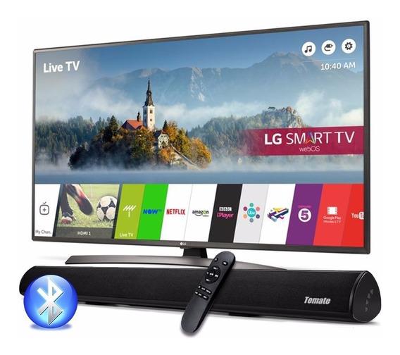 Caixa Som Soundbar Tomate Bluetooth Mts-2016 Plus 38pol 120w