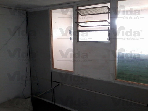 Imagem 1 de 12 de Salão Comercial Para Locação Em Padroeira  -  Osasco - 25475