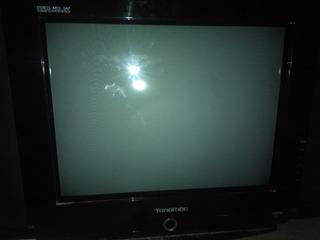 Tv. Tonomac 21 Descompuest A Con Audio Y Sin Vedeo