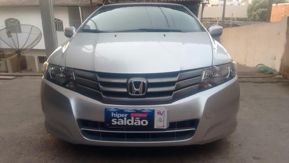 Honda City 1.5 Dx Flex Aut. 4p 2012
