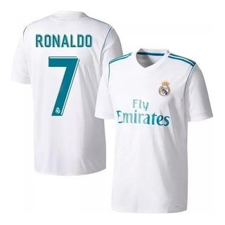Kit Camiseta + Short Real Madrid Titular Chicos Niños Nenes