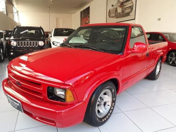 Chevrolet S10 2.2 Efi Std 4x2 Cs 8v Gasolina 2p Manual