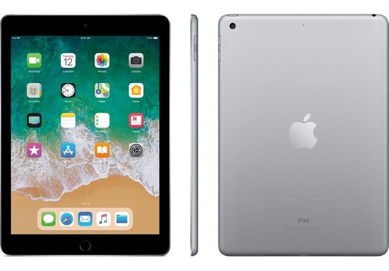 iPad New 32gb Wifi Modelo 2018