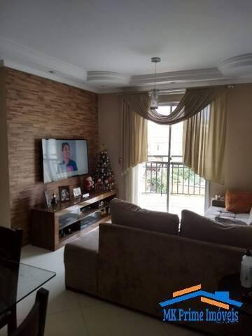 Imagem 1 de 6 de Apartamento 3 Dorms 78m² - Km18 Osasco - 2178