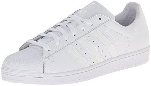 Tenis adidas Superstar Foundation Originales White 12.5 Us