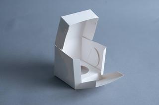 Caja Cupcake X1 (x 50 U.) Muffin - 027 Bauletto