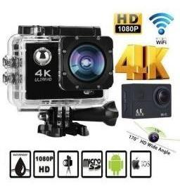 Câmera Action Go Pro 4k Sport Wifi