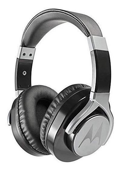 Fone De Ouvido Motorola Estereo Pulse Max, Microfone -