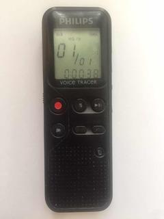Grabadora Periodista Philips 4gb Voice Tracer Usb
