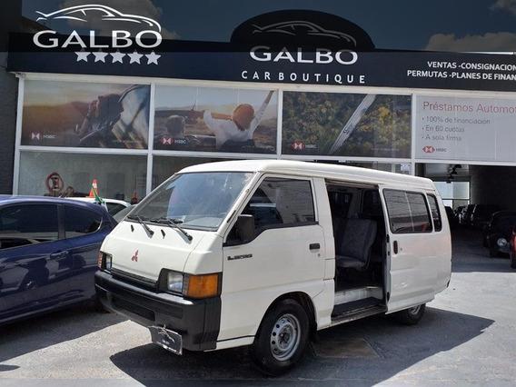 Mitsubishi L300 - Galbo - 2.4 Retira Con Usd 3.950 - Galbo