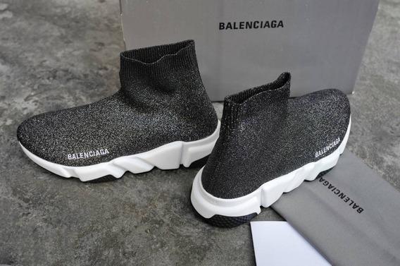 Zapatillas Balenciaga Speed Trainer Grey