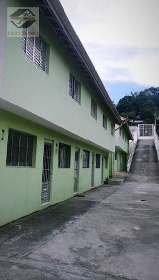 Casa Com 2 Dormitórios À Venda, 55 M² Por R$ 98.605,81 - Jardim Paulista - Itapevi/sp - Ca1700