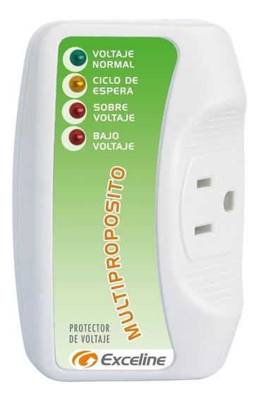 Protector De Voltaje Exceline Multiproposito 120v