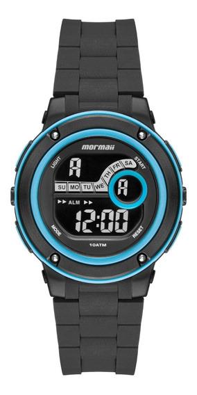 Relógio Mormaii Digital Masculino Acqua Surf Esportivo Preto