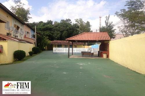 Imagem 1 de 15 de Casa Em Condomínio Para Venda Em Rio De Janeiro, Campo Grande, 2 Dormitórios, 2 Banheiros, 1 Vaga - Fhm6786_2-1193033