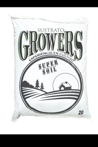 Sustrato Growers Super Soil 20 Litros
