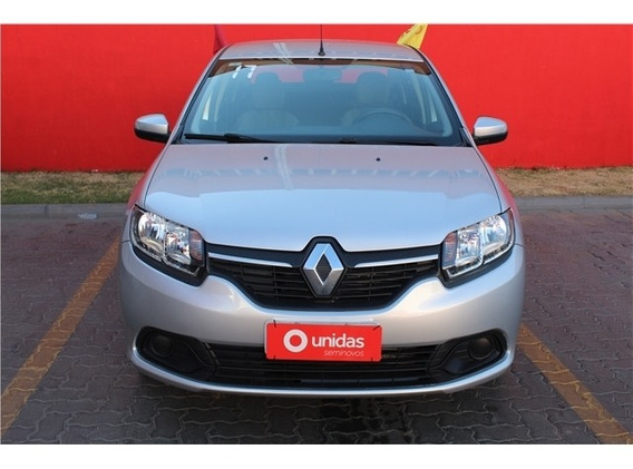 Renault Logan 1.6 16v Sce Flex Expression 4p Manual