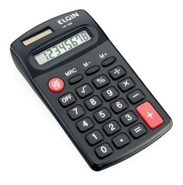 Calculadora De Bolso 8 Dígitos - Elgin Cb1485