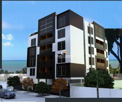 Cobertura Com 3 Dormitórios À Venda, 83 M² Por R$ 468.000 - Bessa - João Pessoa/pb - Co0066