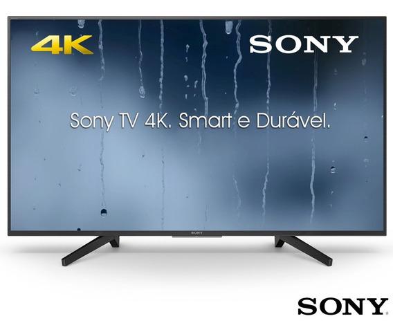 Smart Tv 49 Led 4k Hdr Smart & Durável Kd-49x705f