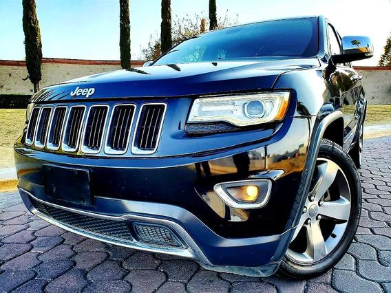 Jeep Grand Cherokee 2015 5.7 Limited Lujo 4x2 Mt
