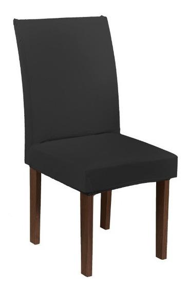 Kit Capa Para Cadeira 04 Unidades Malha Para Sala Ou Cozinha