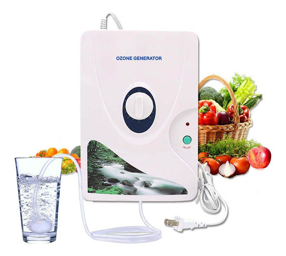Hyiear 600mg/h Frutas Vegetales Esterilización Ozonador
