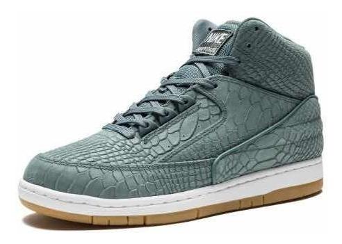 Tenis Nike Air Python Hasta Green Talla 28