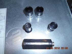 Camera Sony Xc-555 + 4 Lentes (493)