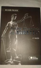 Livro De Noções Essenciais De Direito