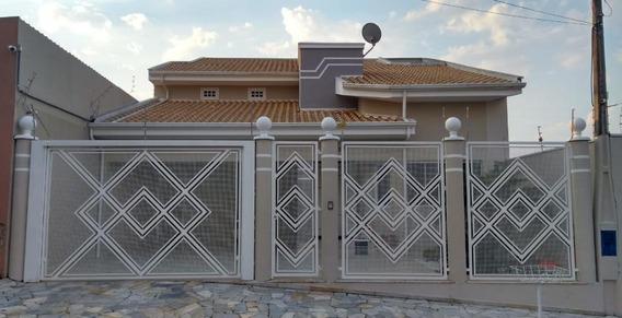 Casa Com 2 Dormitórios À Venda, 200 M² Por R$ 550.000 - Jardim Terras De Santo Antônio - Hortolândia/sp - Ca0995
