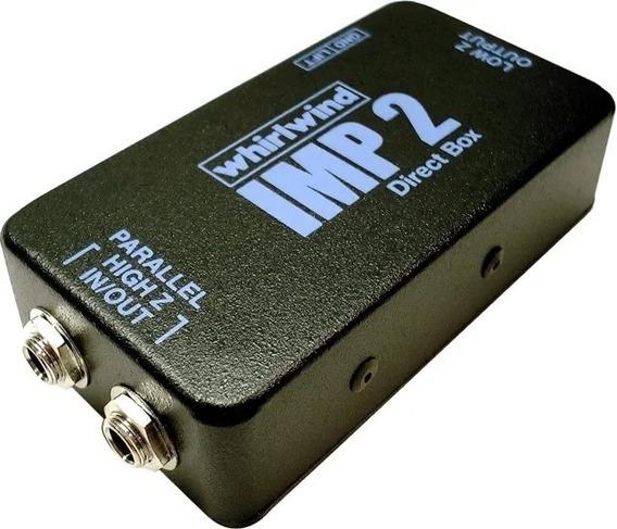 Direct Box Whirlwind Imp2 Original Passivo Uso Profissional