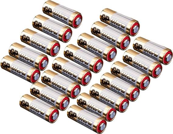 Bateria 12v 23a Cartela 20 Pilhas Alta Durabilidade